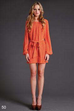 Soshanna Dress Summer / Pre-Fall 2012...LOVE!