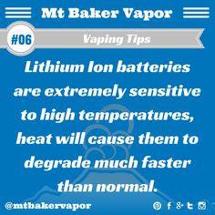 Mt Baker Vapor Vaping Tips #mtbakervapor #vaping #vape #ecig #tips #06