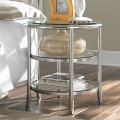 Metal And Glass Nightstand Stupendous Stylish Nightstands Best Install A Exterior Ideas | kbdphoto