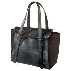 Mossimo® Tote Handbag - Black