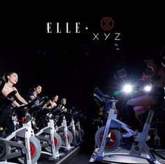 Summer is coming it's time to burn fat. Why not go #ELLEhangout Indoor Cycling Night with your friends? Spinning weight lifting= perfect body shape! For free enrollmentbitly.com/ellexyz @youarexyz  via ELLE HONG KONG MAGAZINE OFFICIAL INSTAGRAM - Fashion Campaigns  Haute Couture  Advertising  Editorial Photography  Magazine Cover Designs  Supermodels  Runway Models