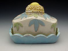 Rada Schredware i think this would make a great butter dish.