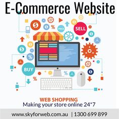 Website Company, Web Design Company, Online Marketing, Design Projects, Ecommerce, Melbourne, Trust, Knowledge, Make It Yourself