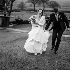 Totally love this photo of Hayley and Luke taken by @rebeccaparsonsphotography - totally stunning - you can feel Hayley's happiness