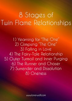 Signs of twin flames