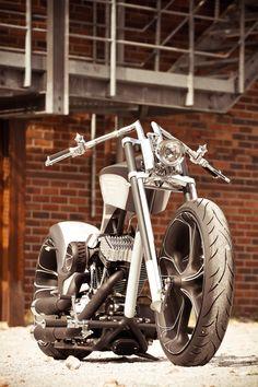 #Thunderbike Airstrike - Highnecker Custombike