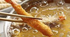 Tempura: cómo hacer la fritura rápida japonesa