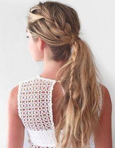 50 coiffures pour un mariage d'été repérées sur Pinterest | Glamour