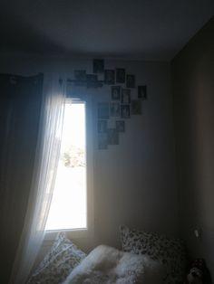 Décoration mur fenêtre