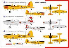 1:72 de Havilland Canada DHC-1