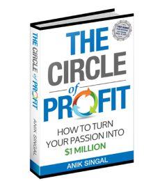 Circle of Profit book by Anik Singal