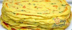 Nejlepší palačinky | NejRecept.cz Kefir, Pancakes, Nutella, Breakfast, Ethnic Recipes, Food, Steaks, Memphis, Zucchini Pancakes
