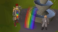 'Runescape' Is Having a Pride Event and Players Plan on Rioting