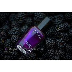 Zoya Nail Polish in Giada can be best described as a purple liquid metal with a hint of fuchsia pearl. Purple Nail Polish, Zoya Nail Polish, Nails, Makeup Tips, Hair Makeup, Liquid Metal, Claws, Nail Art, Beauty