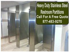 Heavy Duty Commercial Restaurant Restroom Partition For Sale At - Bathroom partitions prices