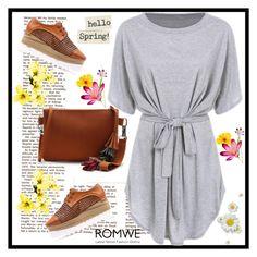 """Romwe10"" by merisa-imsirovic ❤ liked on Polyvore"