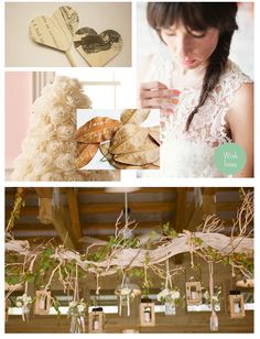 link love + inspiration ♥ neutral classic wedding