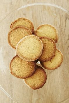Recipes - Shortbread cookies – these are awesome – Holland - Quick Easy Desserts, Healthy Dessert Recipes, Sweets Recipes, Baking Recipes, Snack Recipes, Beignets, Salted Caramel Desserts, Easy Pie, Lemon Desserts