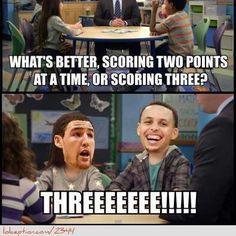 Stephen Curry's face lol. (Credit: NBA MEMES)