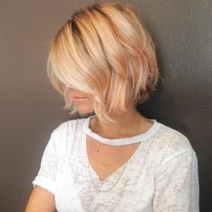 Blonde peach balayage                                                                                                                                                      More
