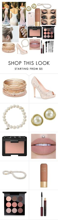"""""""Untitled #312"""" by gmurielle ❤ liked on Polyvore featuring Red Camel, Lauren Lorraine, Sydney Evan, Imperial, NARS Cosmetics, Eve Lom, MAC Cosmetics, Kevyn Aucoin and Torrid"""