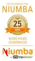Top 25 blogs para viajar barato