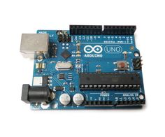 An Arduino is an open-source microcontroller development board. In plain English, you can use the Arduino to read sensors and control things like motors and lights. This allows you to upload programs to this board which can then interact with things in the real world. With this, you can make devices which respond and react to the world at large. For instance, you can read a humidity sensor connected to a potted plant and turn on an automatic watering system if it gets too dry. Or, you can…