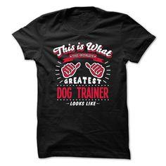 (Tshirt Order) Dog trainer [Tshirt design] Hoodies, Tee Shirts