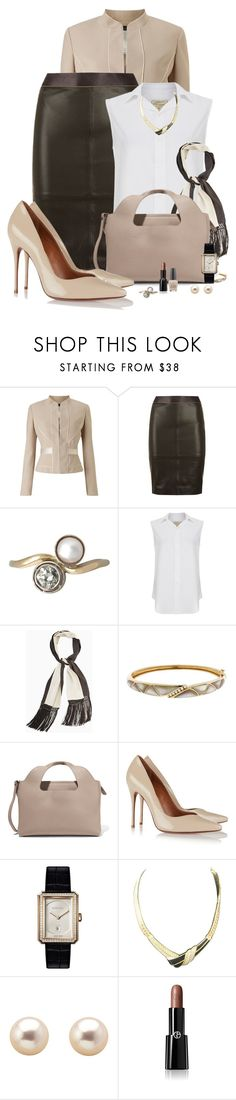 """""""Indipendenza"""" by spells-and-skulls ❤ liked on Polyvore featuring Phase Eight, Reiss, Current/Elliott, BCBGMAXAZRIA, The Row, Schutz, Chanel, Christian Dior, Giorgio Armani and OPI"""