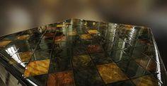 Substance Designer PBR Procedural marble variation and Marmoset viewer, inho kim Marble, Texture, Artwork, Design, Surface Finish, Work Of Art, Auguste Rodin Artwork, Granite