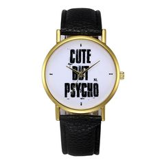 Fashion Ladies Wrist Watches PU Leather Watch band Brand Womens Quartz Clock Female Wristwatch Montres Femmes 2017 # Very Good Geek Watches, Cool Watches, Watches For Men, Wrist Watches, Conception En Cuir, Luxury Watch Brands, Trends, Leather Watch Bands, Analog Signal