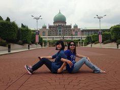 Putrajaya city, Malaysia