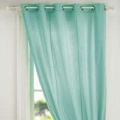 mint curtains on pinterest