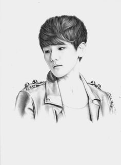 baby Bacon (EXO Baekhyun) by chibi-in-neverland.deviantart.com on @deviantART