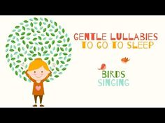 Relaxing Jazz for babies with Nature Sounds - Birds Singing- Sleep Music
