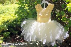 Crochet Pattern 'The LisaLynn Dress' Flower girl by whimsywoolies, $5.99