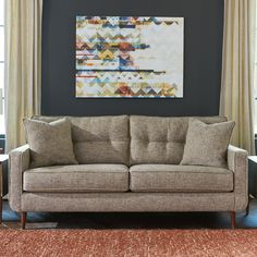 Find a couch, sofa or loveseat that suits your needs and fits perfectly in your home. At Wayfair, we carry Zillions of couch styles to fit any home's decor. Furniture Depot, Couch Furniture, Furniture Layout, Furniture Making, Living Room Furniture, Crate Furniture, Furniture Logo, Furniture Ideas, Furniture Removal