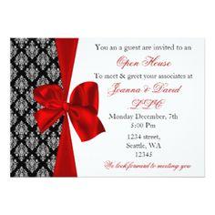 Elegant Corporate party Invitation Party invitations