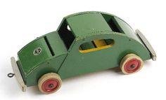 Ado-Tax 1953 | Collectie Gelderland Wooden Car, Toy Rooms, Soft Dolls, Wood Toys, Shades Of Green, Vintage Toys, Kids Toys, Furniture Design, Garage
