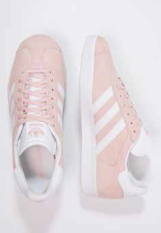 c175249fc226e Baskets adidas Originals GAZELLE - Baskets basses - vapour pink white gold  metallic rose  € chez Zalando (au I want them!