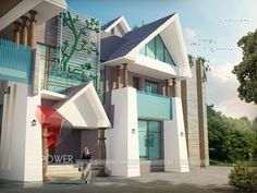 Read all of the posts by on architectural bungalow rendering 3d Architectural Rendering, Exterior Rendering, 3d Architectural Visualization, Exterior Design, 3d Rendering, Bungalow Interiors, Bungalow House Design, Modern House Design, Modern Houses