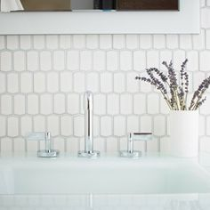 Bathroom Savoy Hive Mosaic