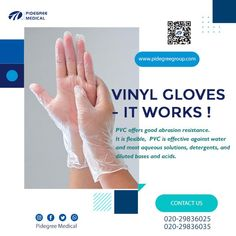 Popular cost-saving Vinyl Disposable Gloves Disposable Gloves, Latex Gloves, Cost Saving, Medical, Popular, Medicine, Popular Pins, Med School, Active Ingredient
