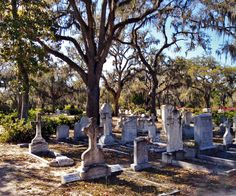 The novel Midnight in the Garden of Good and Evil made this 100-acre Gothic cemetery famous, but it's much more than a tourist trap for literary buffs. #Savannah