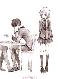 Assassination Classroom (暗殺教室) - Ryuunosuke Chiba x Rinka Hayami (ChiHaya) (千速) -「【千速】暗殺詰め合わせ3【50p】」/「Aya」の漫画 [pixiv]