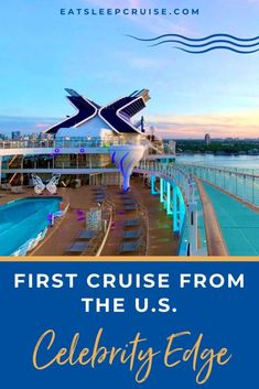 What It Is REALLY Like on the First Cruise From the U.S. - We share all the details LIVE from the first cruise from the U.S. on Celebrity Edge currently sailing for the first time in 15 months! Cruise Checklist, Cruise Tips, Cruise Vacation, Costa Maya, Cruise Reviews, Adventure Of The Seas, Celebrity Cruises, Family Feud, Out To Sea