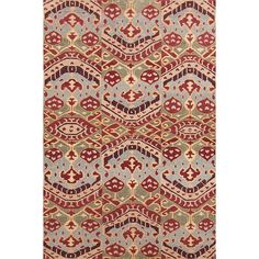 Test drive this rug in your space.Order a swatch by adding it to your cart.Joyful and dynamic, with lots of visual movement, this Indian-inspired woven wool area rug is a bright spot for any room.