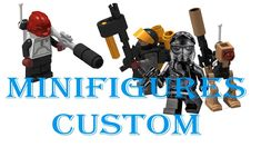 Minifigures Lego Custom Project Please Subscribe