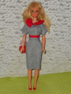 Hong Kong Blonde Barbie Clone