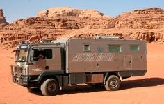 Action Mobil - All-Terrain Motorhome